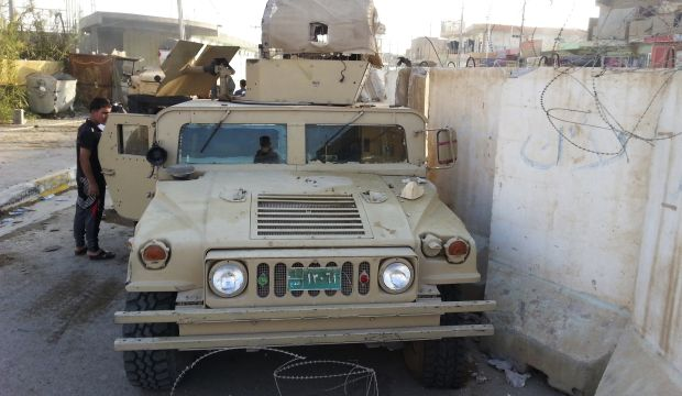 """ISIS on verge of seizing """"complete control"""" in Anbar: tribal official"""