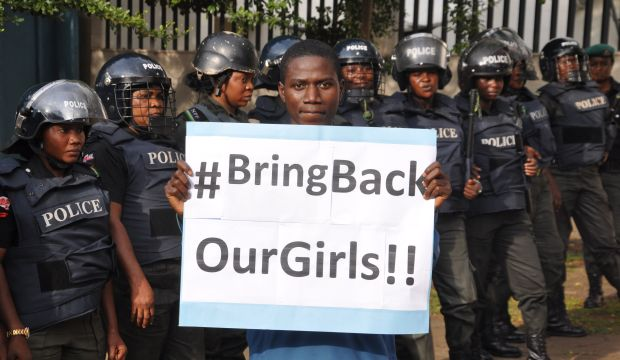 Nigeria says reaches deal with Boko Haram to free abducted girls