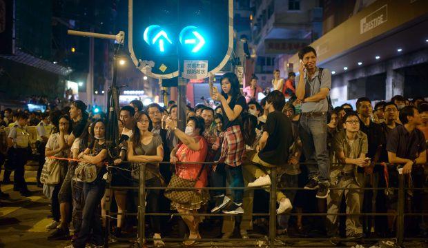 Hong Kong activists regroup; police chief warns safety at risk