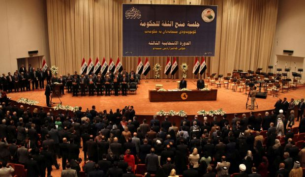 Iraq parliament approves new Defense, Interior ministers