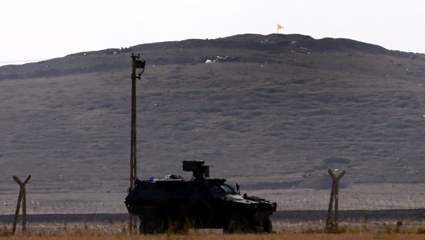 Kurds need heavy weaponry to defend Kobani from ISIS, say Kurdish officials