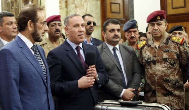 We will liberate Mosul from ISIS: Iraq Defense Minister