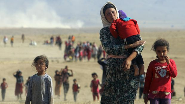 Peshmerga waiting on Barzani's go-ahead to retake Sinjar: official