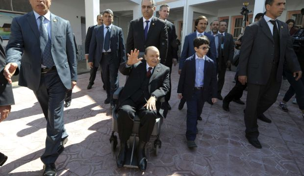 Algeria: Bouteflika leaves Presidential Palace for first time in almost four months