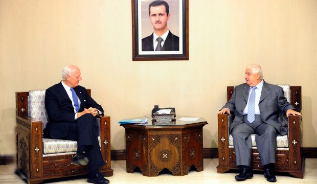 Former head of Syrian opposition's visit to Moscow sparks controversy