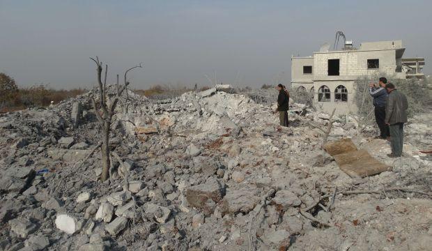US airstrike hits Al-Qaeda-held town in Syria
