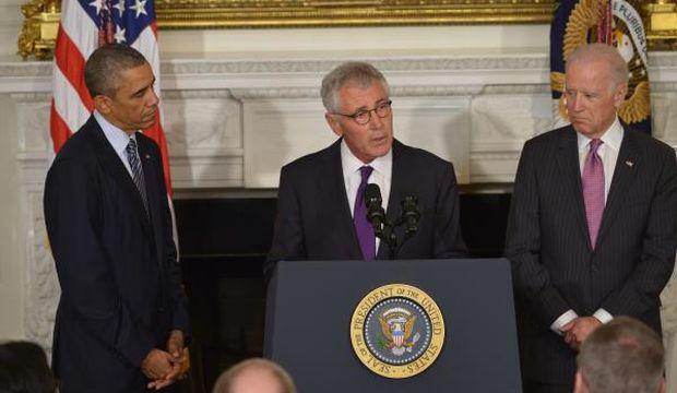 Hagel resigns as US defense secretary