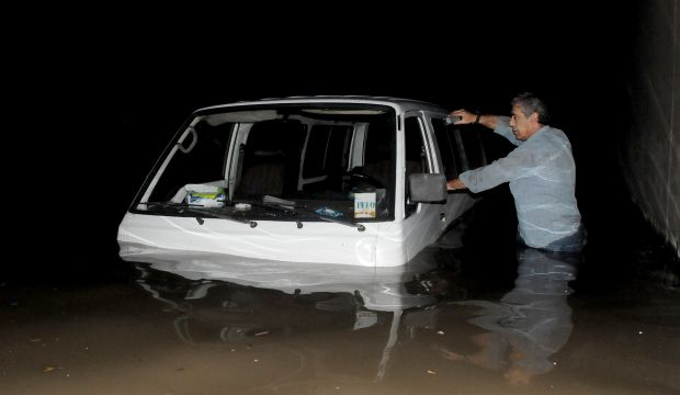 Lebanon's stormy weather evokes déjà vu