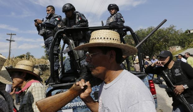Mexico says missing students likely burned to ashes by gang
