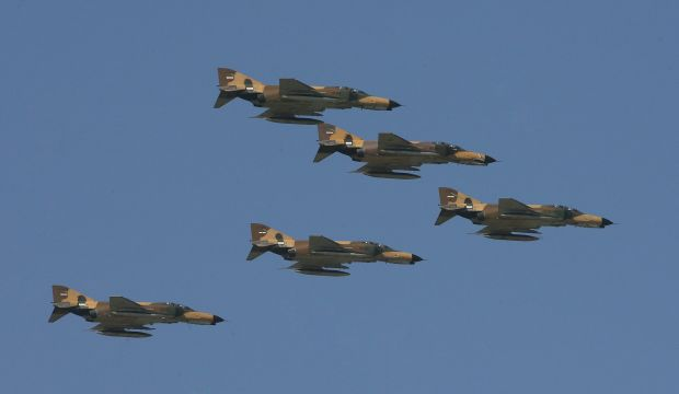US believes Iran launched air raids on ISIS in Iraq
