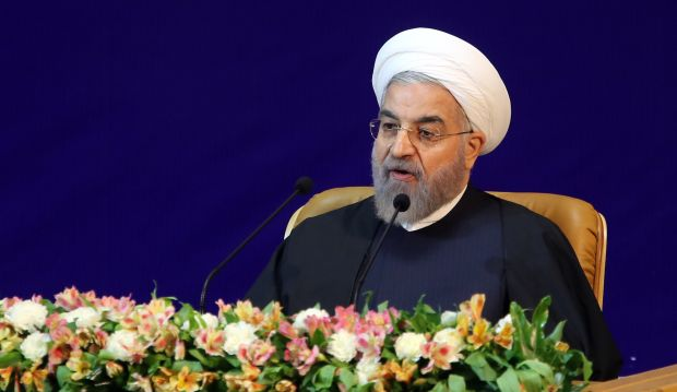 Iran's Rouhani says will try to clinch nuclear deal as talks with US resume
