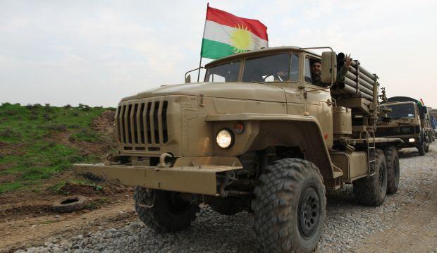 Iraq clashes with ISIS delay evacuation of Yazidis