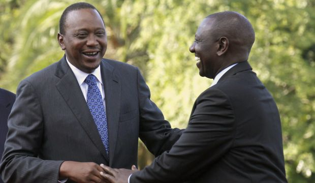 ICC prosecutor withdraws charges against Kenyan president