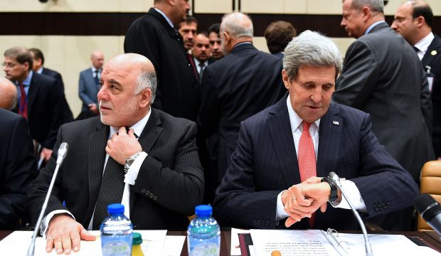 US-led coalition has weakened ISIS, Kerry says