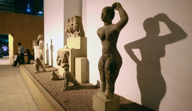 Sudan National Museum hit by half million dollar tree theft