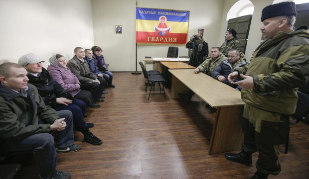 Kiev and rebels begin mass prisoner exchange