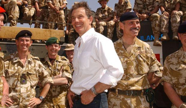 Outcry in Britain over delayed Iraq war report