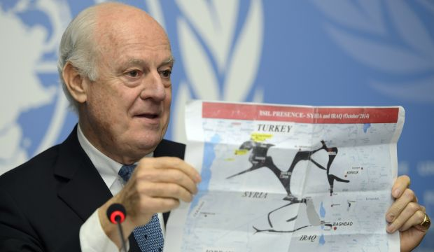 """UN plan for local ceasefires in Syria """"frozen,"""" say diplomats"""