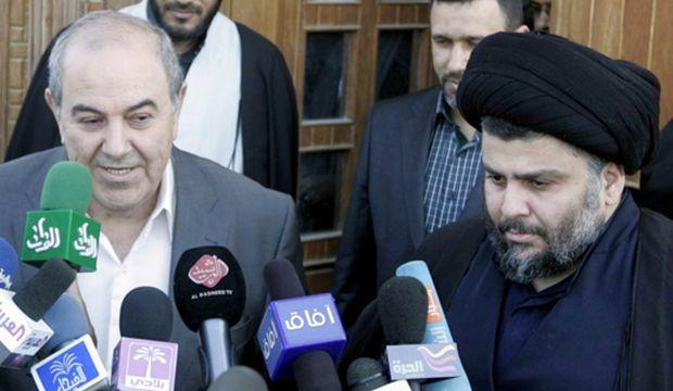"Iraq: Allawi, Sadr to form ""non-sectarian"" parliamentary bloc"