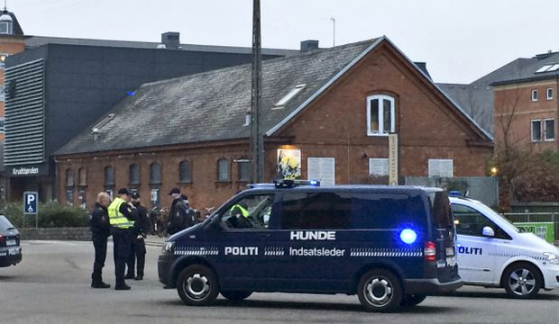 One dead after shootout at Danish meeting with controversial artist Vilks