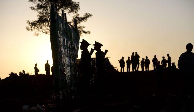 Myanmar says rebel clashes near Chinese border kill dozens