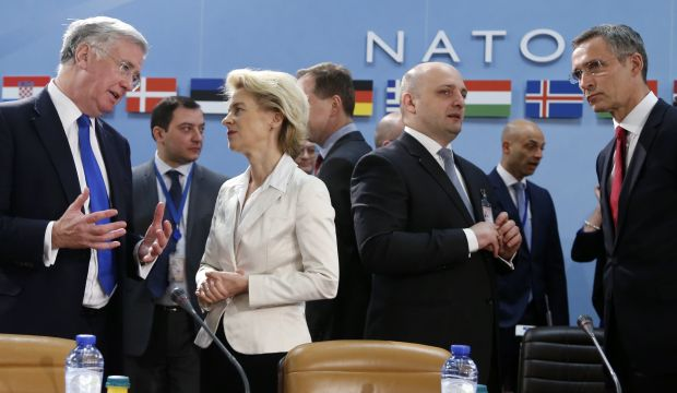 NATO meets to approve strengthening forces in eastern Europe