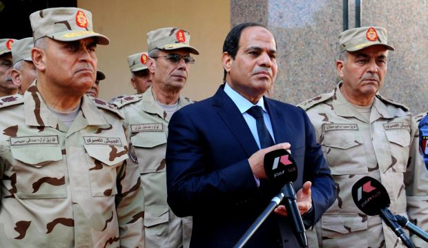 """Egypt to issue new """"terrorist entities"""" law: sources"""
