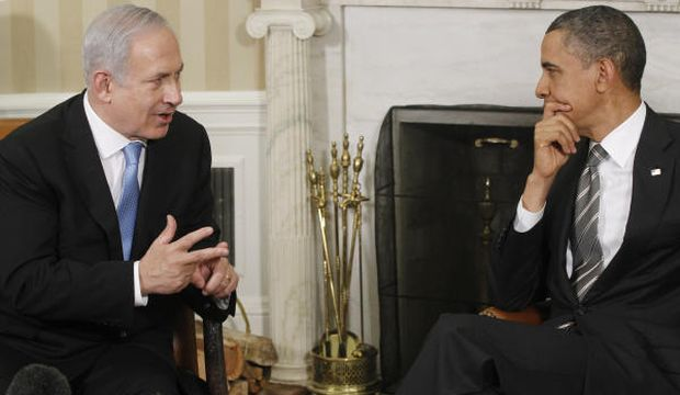 Netanyahu arrives in US, signs of easing of tensions over Iran speech