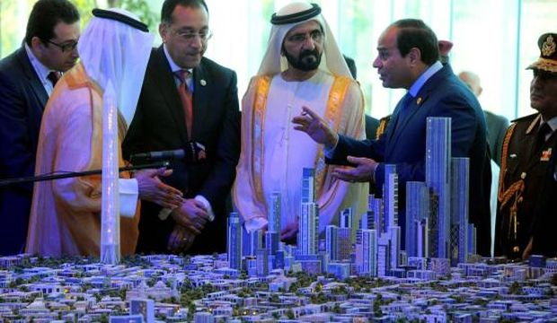 Egypt, UAE ink deal to build brand new capital east of Cairo