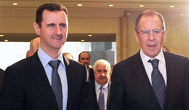 Moscow changing tack on relationship with Assad: sources