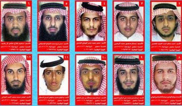 Saudi Arabia names 16 suspects in mosque attacks