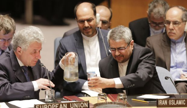 UN Council backs Iran nuclear deal but Tehran hardliners object