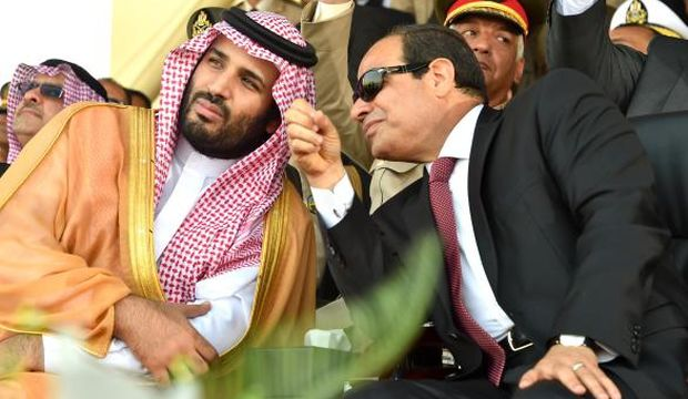 "Saudi Arabia, Egypt sign ""Cairo Declaration"" boosting wide-ranging ties"
