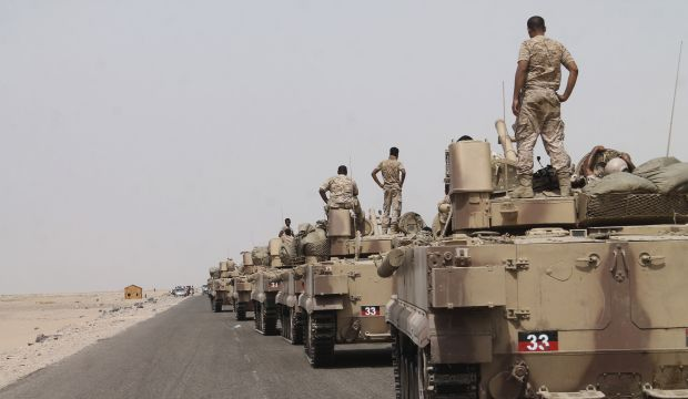 Saudi troops arrive in Aden to secure Yemen's south: military official