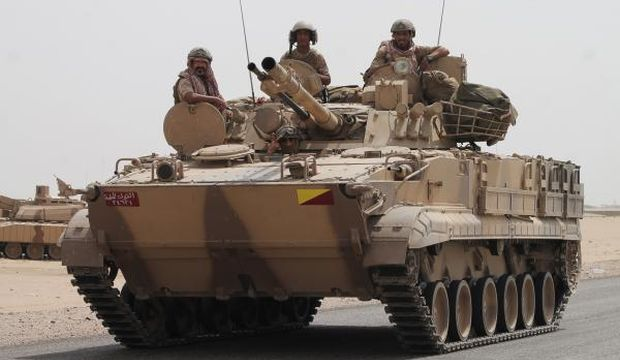 """Ground operation """"imminent"""" as coalition forces continue to arrive in central Yemen: source"""