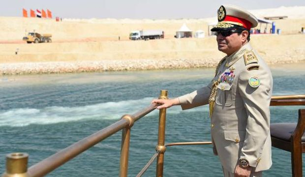 Opinion: The Battle for the New Suez Canal