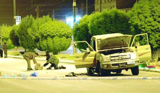 Saudi Arabia arrests terror suspects, seizes weapons in two raids