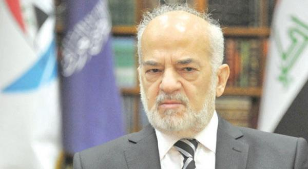 "Al-Jaafari to Asharq Al-Awsat: ""There are no Iranian camps in Iraq, instead there are world-wide international consultants."""