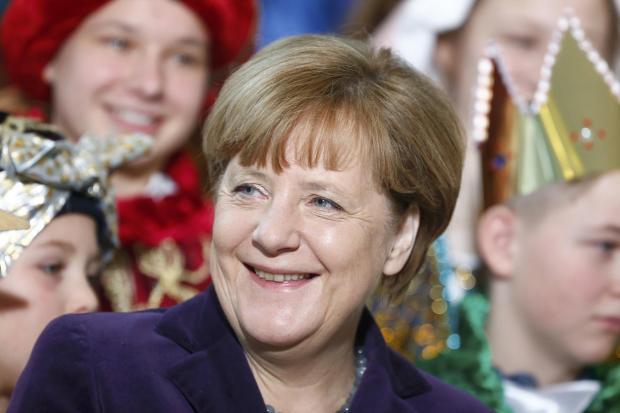 Angela Merkel to Receive Four Freedoms Awards