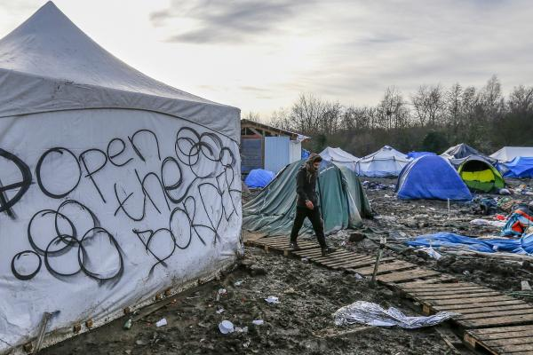 Central European Countries Push for Back-Up Border Plans Over Migrants