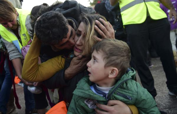 Thousands of Refugee Children Could Starve to Death on Migrant Route