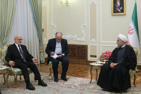 Opinion: Who are Iran's Friends?