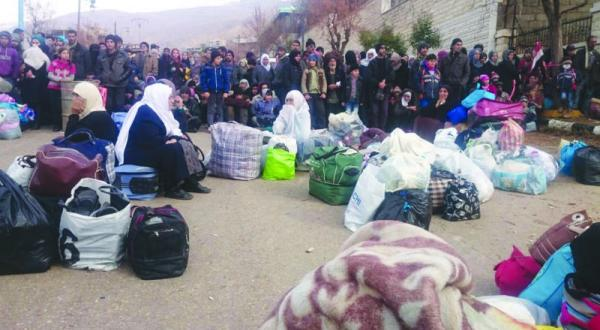Famished Town Of Madaya Cheered by Human Relief