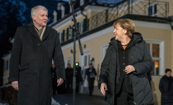 Merkel Ally Threatens to Take Germany to Court