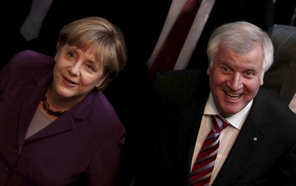 Pressure Builds on Merkel to Close Borders