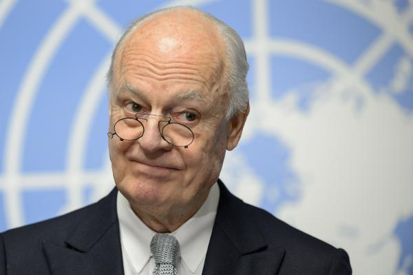 Syria Peace Talks Hinge on Envoy's Answers