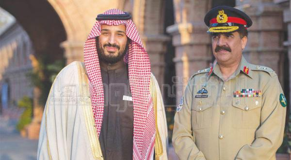 """Pakistan Threatens to """"Confront"""" any Conspirators against Saudi Arabia with a Military Response"""