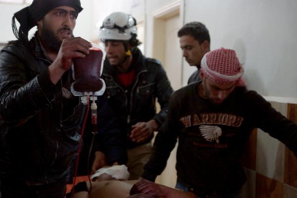 "Syria Rebels Warns U.N. ""Pressure"" Will Prolong Syria War"
