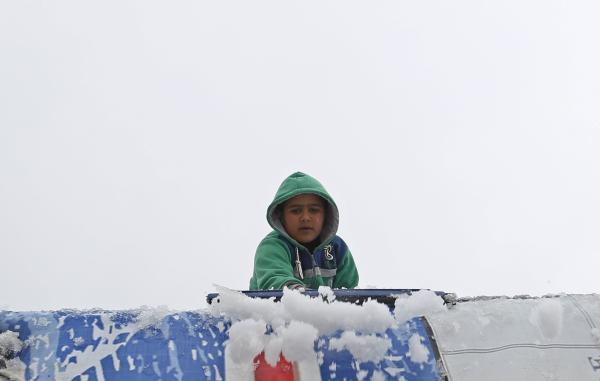 Syrian Refugees Face Another Winter in Flimsy Shelters