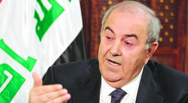 "AyadAllawi: Iraqis ""bless the days"" of Saddam Hussein"